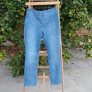 NYDJ Alina pull-on ankle jeans 4P